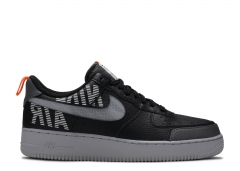 Nike Air Force 1 Low Under Construction Black/Grey