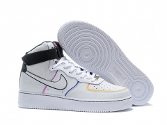 Nike Air Force 1 Mid Day Of The Dead