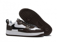 Nike Air Force 1 Low AC White/Brown