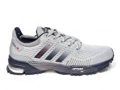 Adidas Marathon TR Grey/Navy/Red PS