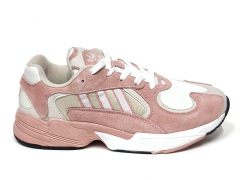 Adidas Yung 1 Pink/Beige/White PS