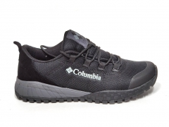 Columbia Men's Shoe Black/Grey/White PS