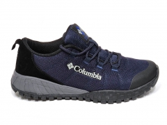 Columbia Men's Shoe Navy/Grey/Black PS