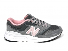 New Balance 997H Grey/Pink/White PS