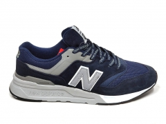 New Balance 997H Navy/Grey PS