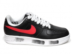 Nike Air Force 1 Low G-Dragon Peaceminusone Para-Noise Black/Red/White PS
