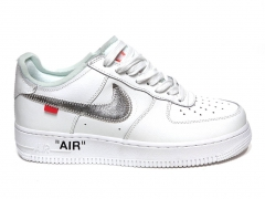 Nike Air Force 1 Low x Off-White White/Silver PS