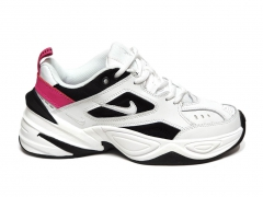Nike M2k Tekno White/Black/Pink PS
