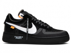 Nike Air Force x Off-White Black/White PS