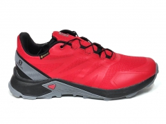 Salomon Supercross GTX Red/Grey/Black PS