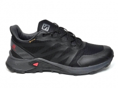 Salomon Supercross GTX Black/Red PS