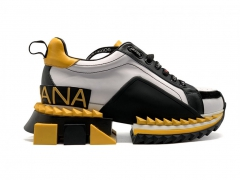 Dolce & Gabbana Super King White/Black/Yellow