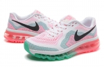 Nike Air Max 2014 white/green/pink