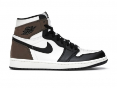 Air Jordan 1 Retro High Sail/Dark Mocha/Black