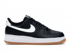Nike Air Force 1 07 Low Black/White/Gum