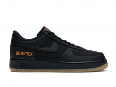 Nike Air Force 1 07 Low Gore-Tex Black/Orange