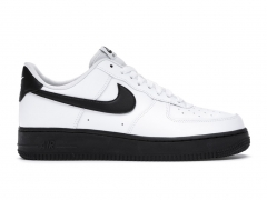 Nike Air Force 1 07 Low White/Black Midsole