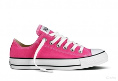 Converse Chuck Taylor All Star Low Top Pink 1