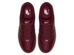 Nike Air Force 1 '07 Low Leather Burgundy