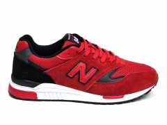 New Balance 840 Red/Black/White PS