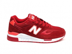 New Balance 840 Red/White PS