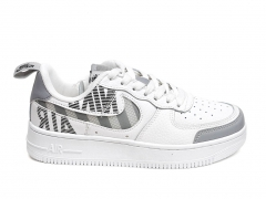 Nike Air Force 1 Low Under Construction White/Grey PS
