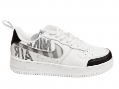 Nike Air Force 1 Low Under Construction White/Grey/Black PS