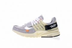 Nike Air Presto x Off-White The Ten Grey