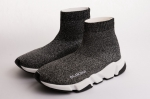 Balenciaga Speed Runner Sock Nice Grey