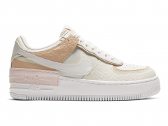 Nike Air Force 1 Low Shadow Beige/White PS