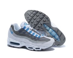 Nike Air Max 95 White/Grey/Blue