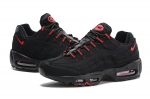 Nike Air Max 95 black/red