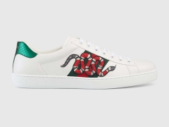 Gucci Ace Snake White