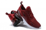 Nike Air Max 270 Wine Red