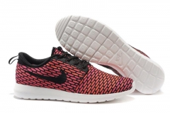 Nike Roshe Run black/red