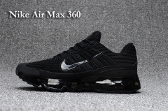 Nike Air Max 360 All Black