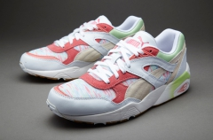 Puma Trinomic R698 White/Patina Green