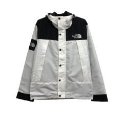 Куртка The North Face White/Black NFDK03