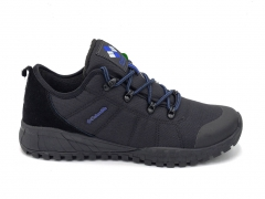 Columbia Thermo Waterproof Mid Black/Blue