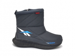 Дутики Reebok Waterproof Grey/Blue