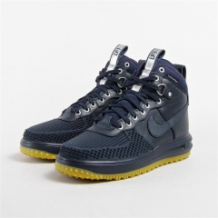 Nike Lunar Force 1 Duckboot Dark Obsidian