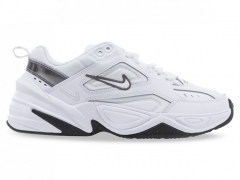 Nike M2K Tekno White/Cool Grey