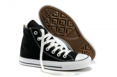 Converse Chuck Taylor All Star High Top Black/White 1