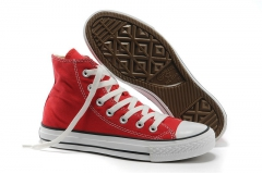 Converse Chuck Taylor All Star High Top Red/White 1