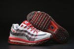 Nike Air Max 95 Dynamic Flywire white/red