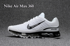Nike Air Max 360 White/Black