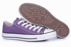 Converse Chuck Taylor All Star Low Top Purple