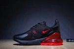 Nike Air Max 270 Black/Red 2