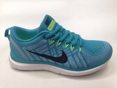 Nike Free Run 4.0 Flyknit mint