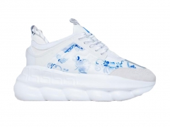 Versace Chain Reaction White/Blue